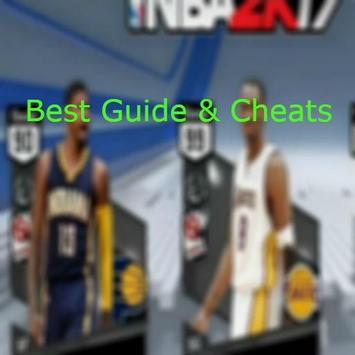 Best Cheats+guide for NBA 2K17 poster