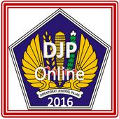 DJP Online icon