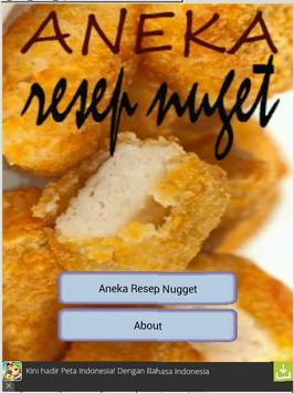 nugget recipe collection poster