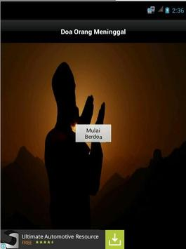Doa Orang Meninggal poster
