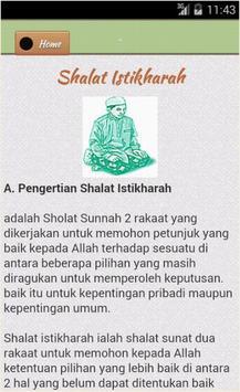 Bacaan Sholat Lengkap apk screenshot