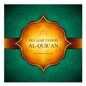 Belajar Tajwid Al-Qur'an icon