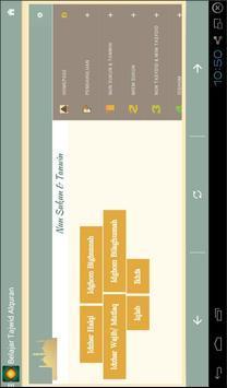 Belajar Tajwid Al-Qur'an apk screenshot