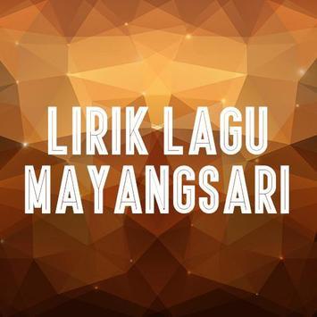 Lirik Lagu Mayangsari apk screenshot