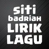 Lirik Lagu Siti Badriah icon