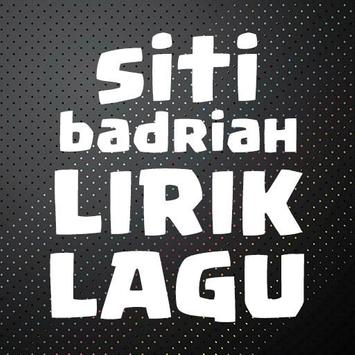 Lirik Lagu Siti Badriah apk screenshot