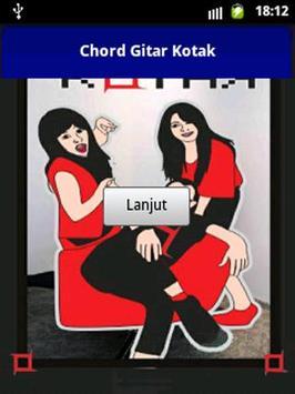 Chord Gitar Kotak Bayang Abadi poster