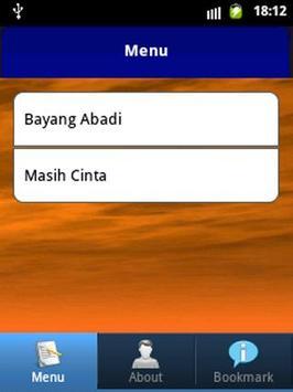 Chord Gitar Kotak Bayang Abadi apk screenshot