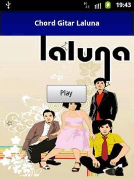 Chord Gitar Laluna Lara Hati poster