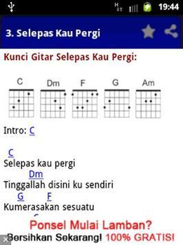 Chord Gitar Laluna Lara Hati apk screenshot