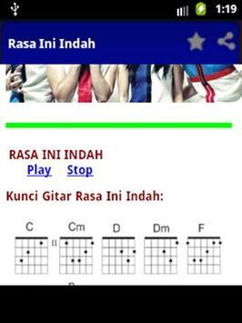 Chord Gitar Rasa Ini Indah apk screenshot