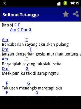 Chord Republik Selimut Tetngga apk screenshot
