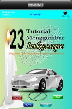 Belajar Inkscape poster