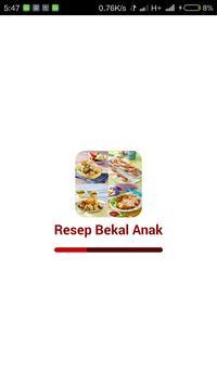 Resep Makanan Bekal Sekolah apk screenshot