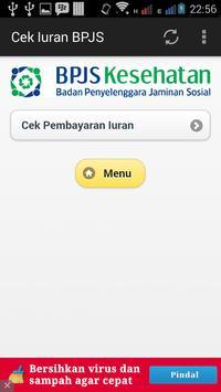 Cek Iuran BPJS Online apk screenshot