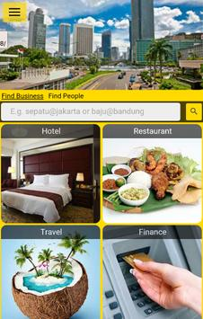 YellowPages Indonesia apk screenshot