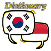Indonesian Korean Dictionary icon