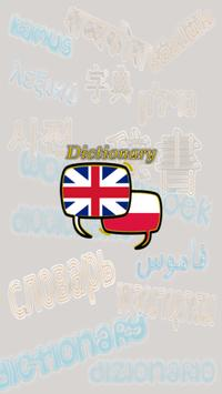 Polish English Dictionary poster