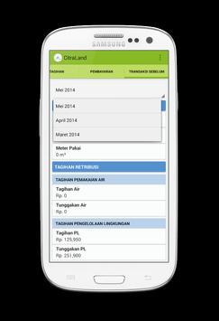 CitraLand Surabaya Retribusi apk screenshot