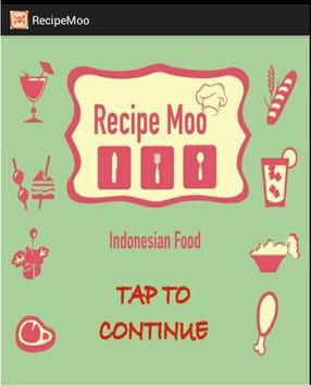 Recipe Moo poster