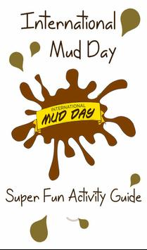 Guide Mud Day poster