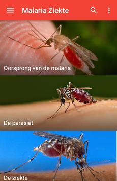 Malaria Ziekte apk screenshot
