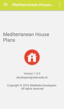 Mediterranean House Plans apk screenshot