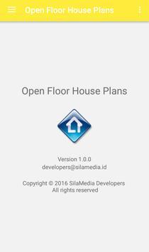Open Floor House Plans apk screenshot