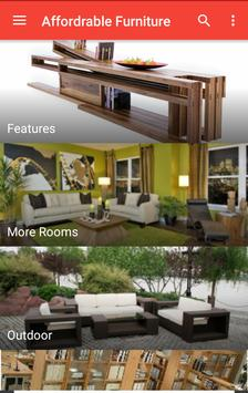 Affordable Furniture apk screenshot