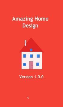 Amazing Home Design poster