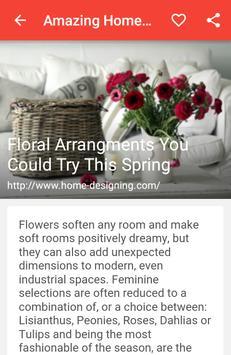 Amazing Home Design apk screenshot