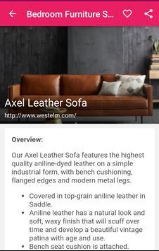 Bedroom Furniture Sets apk screenshot