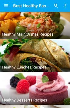 Best Healthy Easy Recipes apk screenshot