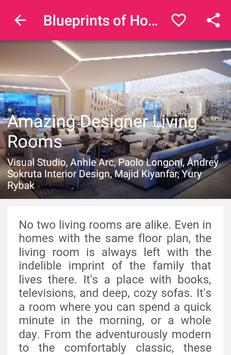 Blueprints For Houses apk screenshot