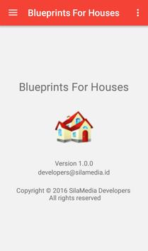 Blueprints of houses apk screenshot