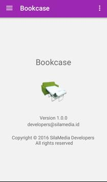 Bookcase apk screenshot