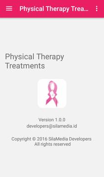 Breast Cancer Physical Therapy apk screenshot