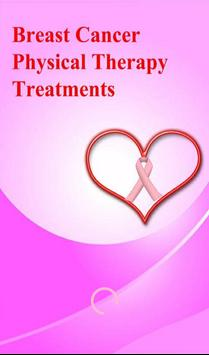 Breast Cancer Physical Therapy poster