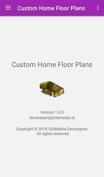 Custom Home Floor Plans apk screenshot