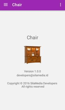 Chair Furniture apk screenshot