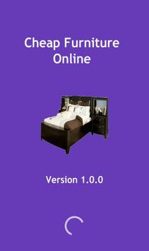 Cheap Furniture Online poster