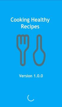 Cooking Healthy Recipes poster