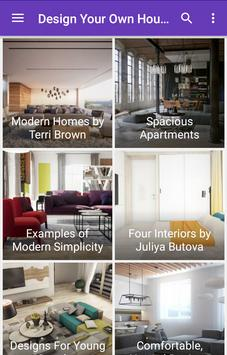 Design Your Own House apk screenshot