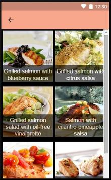 Diabetic Grilled Food apk screenshot