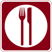 Diet healthy recipes icon