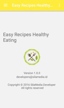 Easy Recipes Healthy Eating apk screenshot