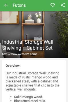 Futons Furniture apk screenshot