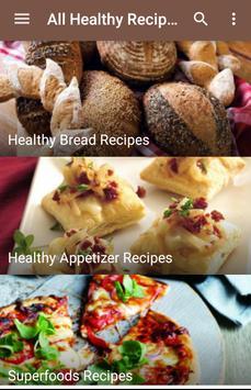 Free Healthy Dinner Recipes apk screenshot