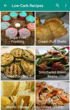 Healthy Choices Recipes apk screenshot