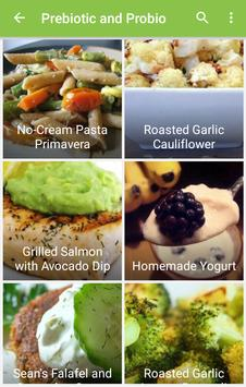 Healthy Cuisine Recipes apk screenshot